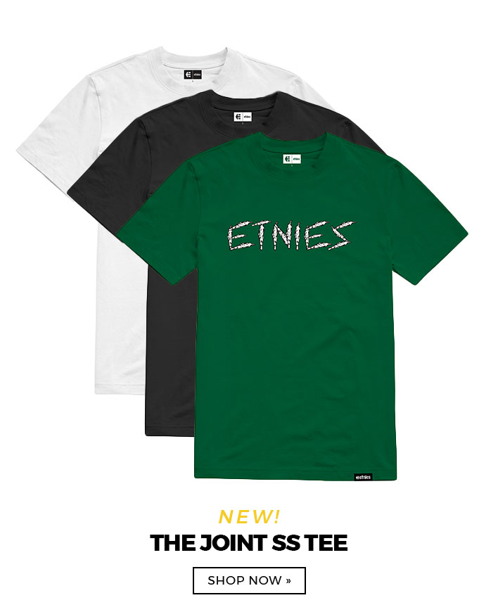 Joint SS Tee