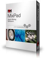MixPad Multitrack Mixer