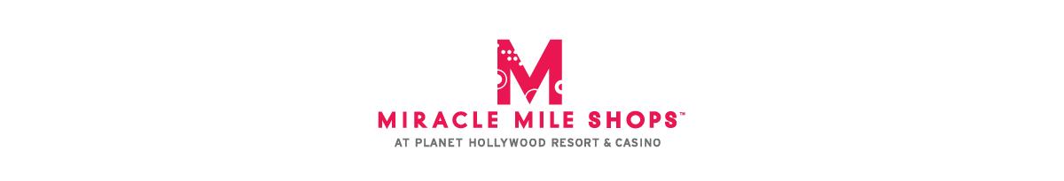 Miracle Mile Shops at Planet Hollywood resort & Casino