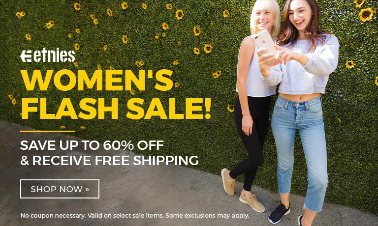 Womens Flash Sale