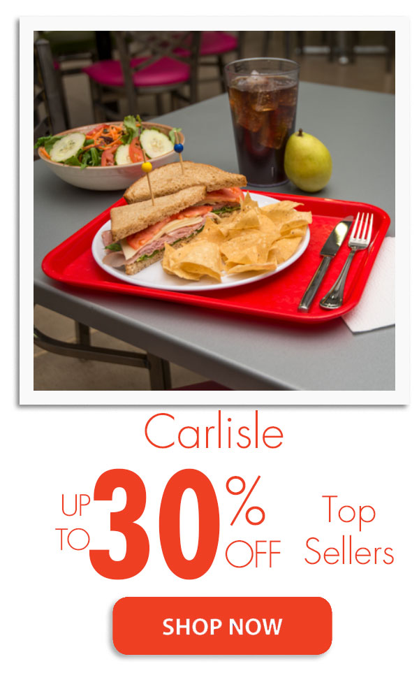 Carlisle Sale - Up to 30% off top sellers