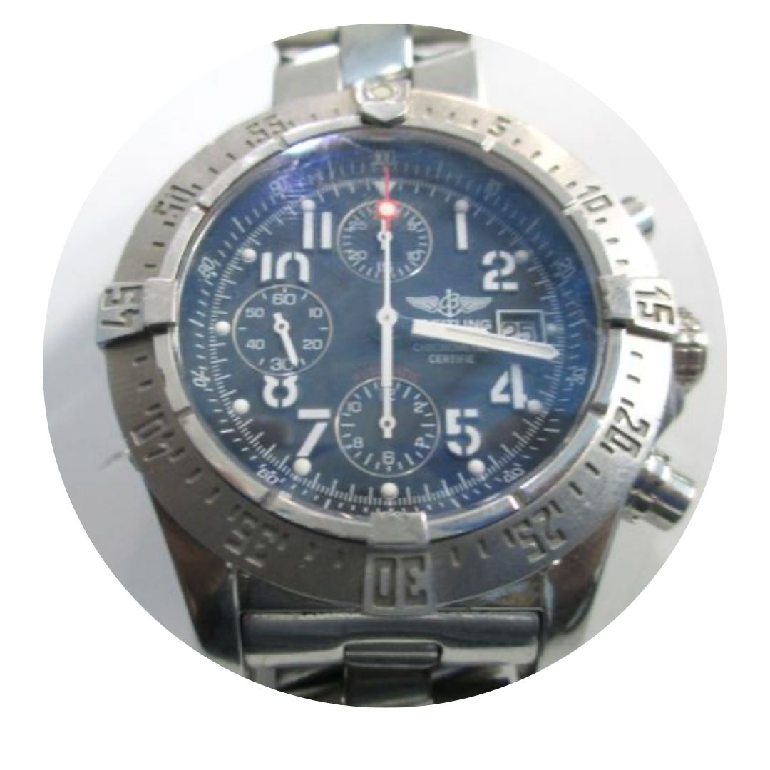 Breitling Avenger A13380 Automatic Watch