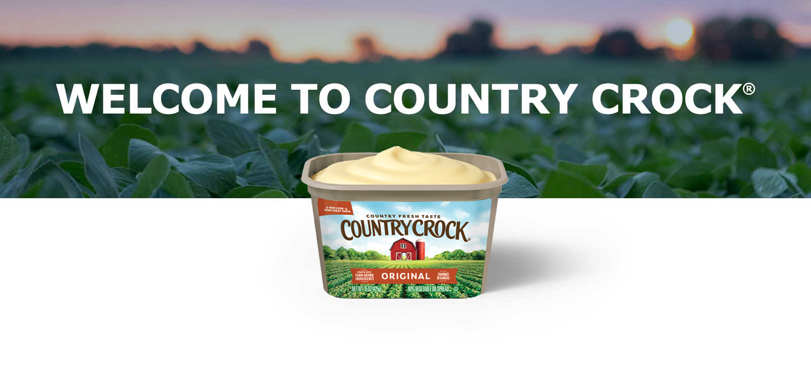 Welcome to Country Crock
