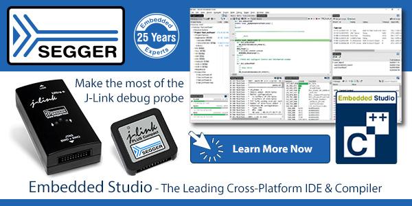 SEGGER Embedded Studio The leading cross platform IDE