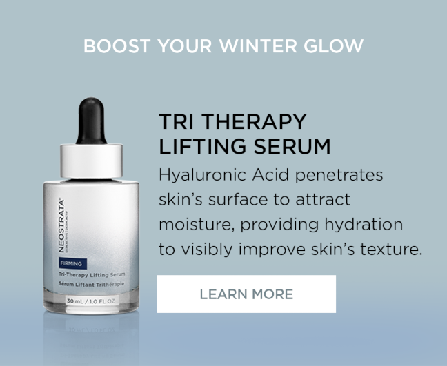 Boost your winter Glow