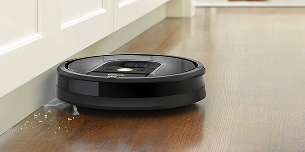 Shop iRobot Roomba 960 Wi-Fi Connected Robot Vacuum