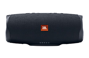 Shop JBL Charge 4 Black Portable Bluetooth Speaker