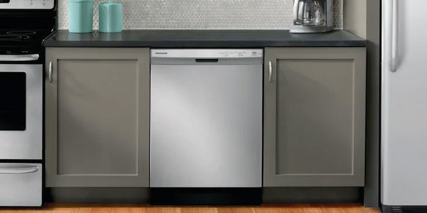 Shop Frigidaire 24 Stainless Steel Built-In Dishwasher
