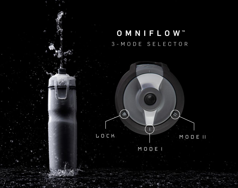 Omniflow Three Mode Selector