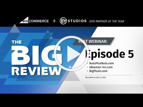 The BIG Review -Episode 5 - July 22, 2020