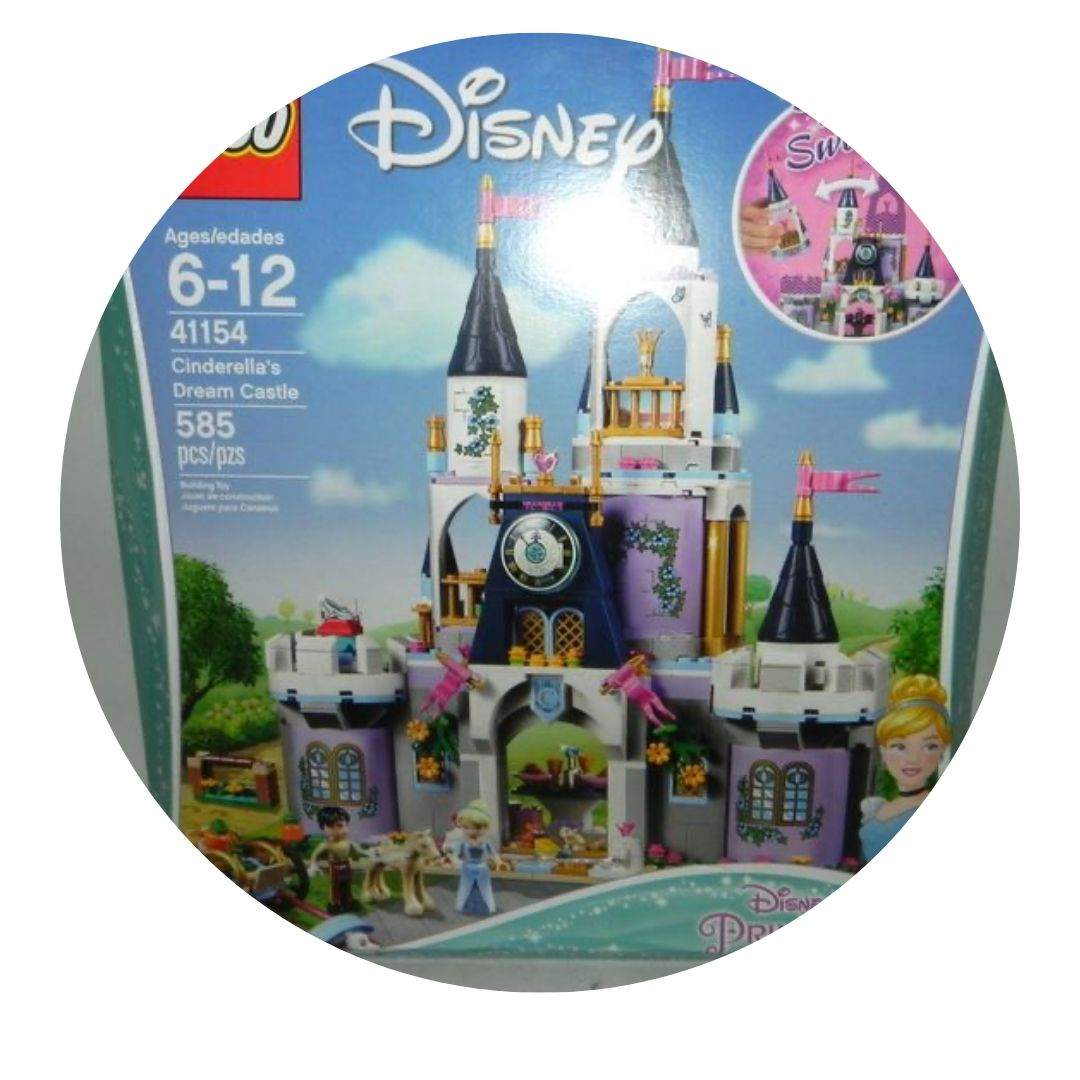 Lego Disney Cinderella's Dream Castle
