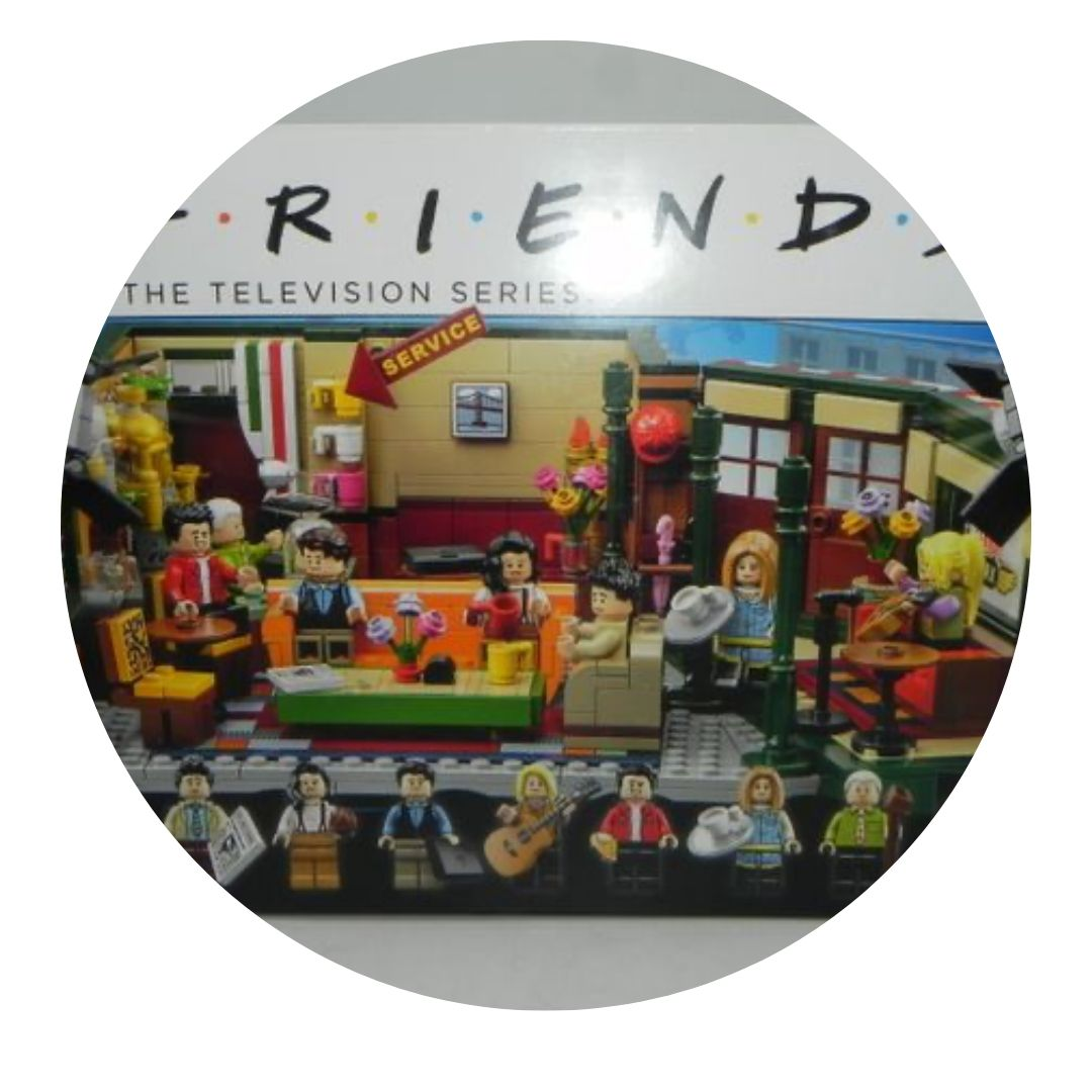 Lego Friends Television Series 21319 Sealed H