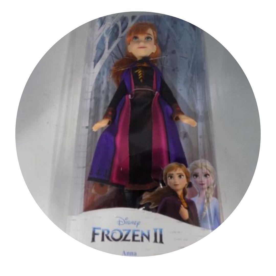 Hasbro Frozen Singing Anna Doll