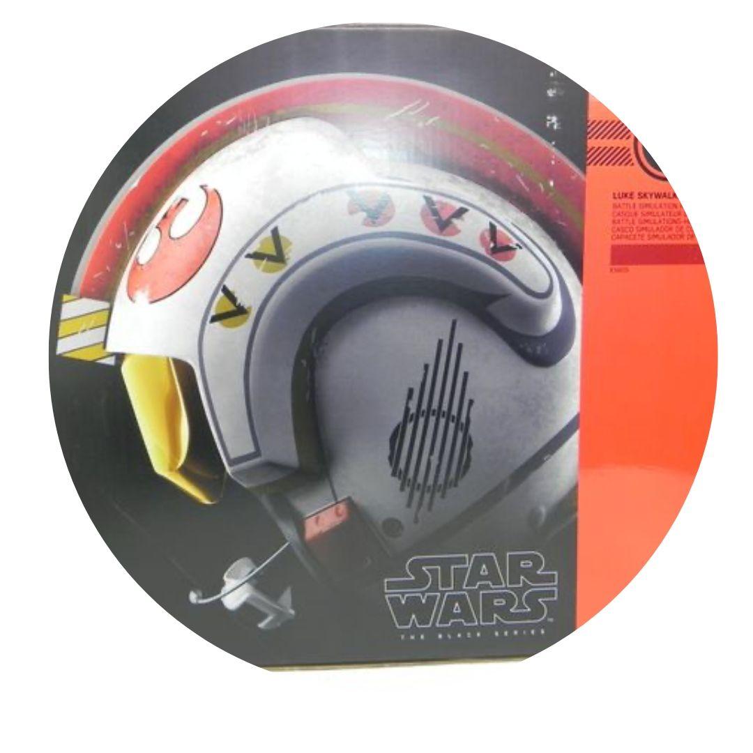 Star Wars Luke Skywalker Battle Sim Helmet