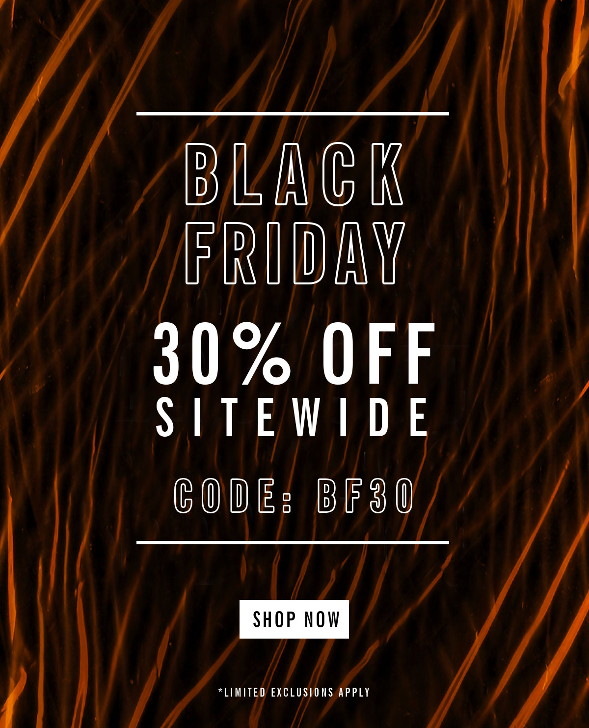 Black Friday | 30% Off Sitewide | Code: BF30 | Shop Now | Limited Exclusions Apply