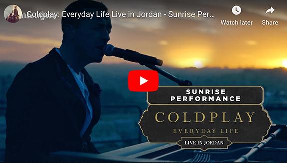 Sunrise Video Image
