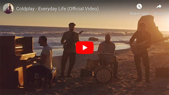 Everyday Life Video Image