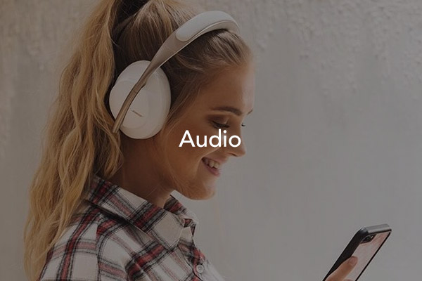 Shop Audio