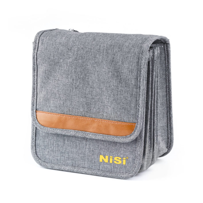 NiSi Caddy 150mm Filter Pouch Pro for 7 Filters and</br> S5 Filter Holder