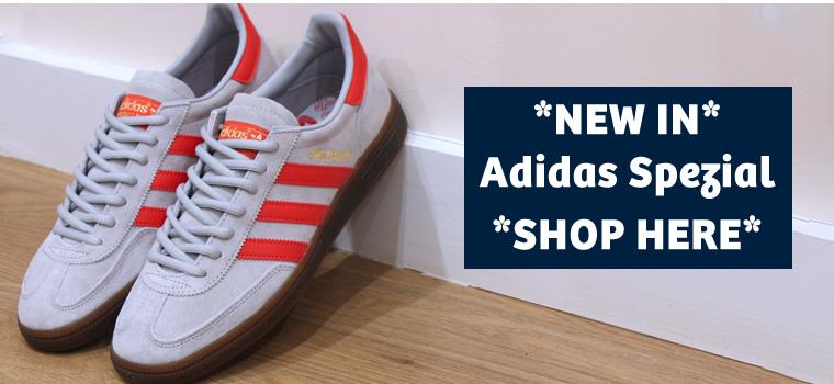 Adidas Spezial Grey Red