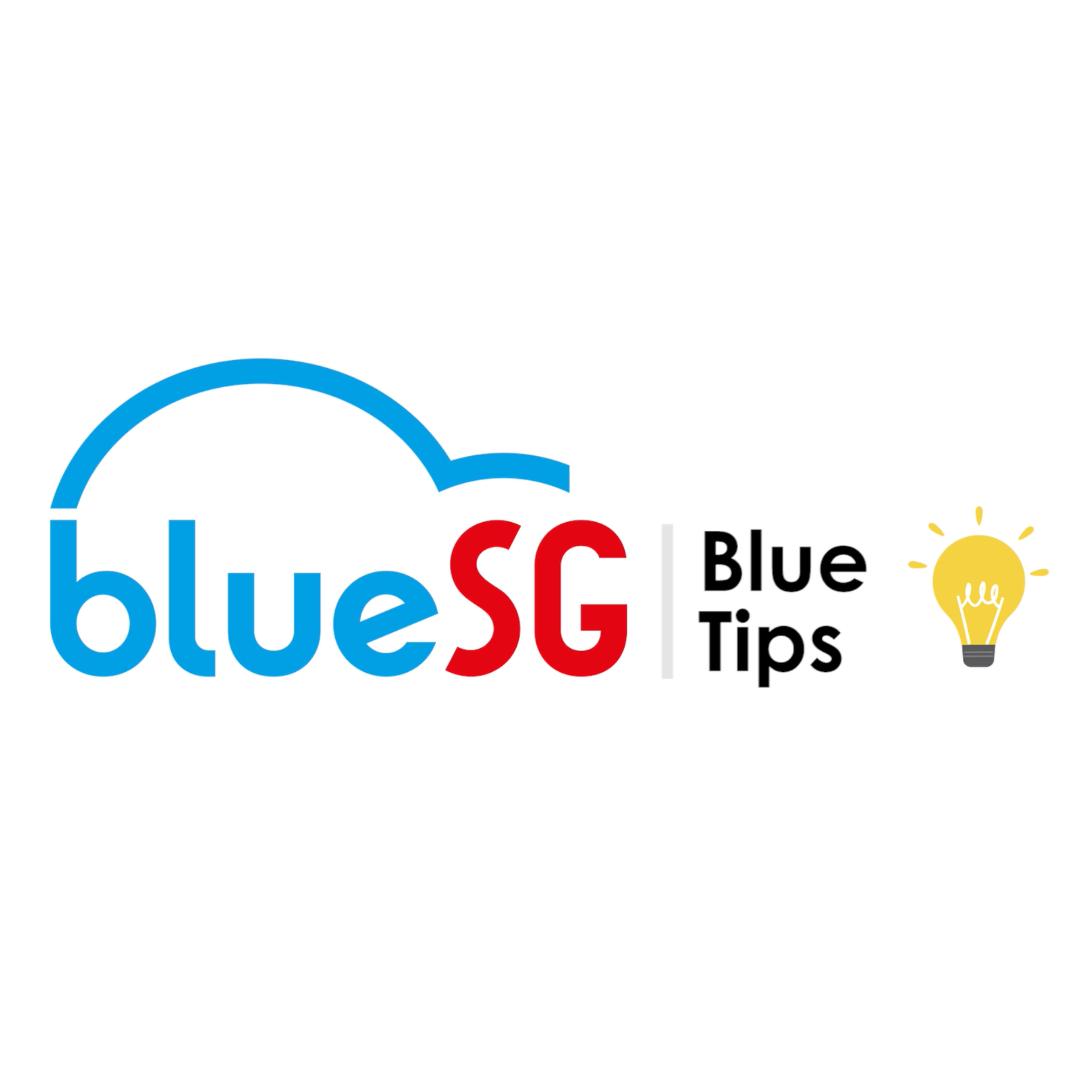 #BlueSGTips