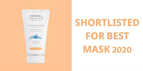Shortlisted for best mask 2020