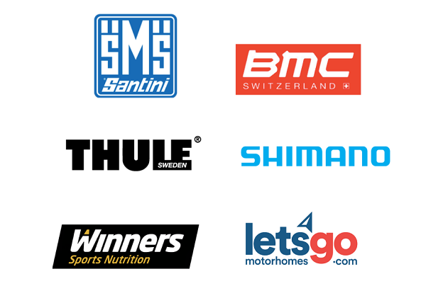 Lexus of Blackburn | BMC Switzerland | Santini | Shimano | Thule | Winners Sports Nutrition | Let�s Go