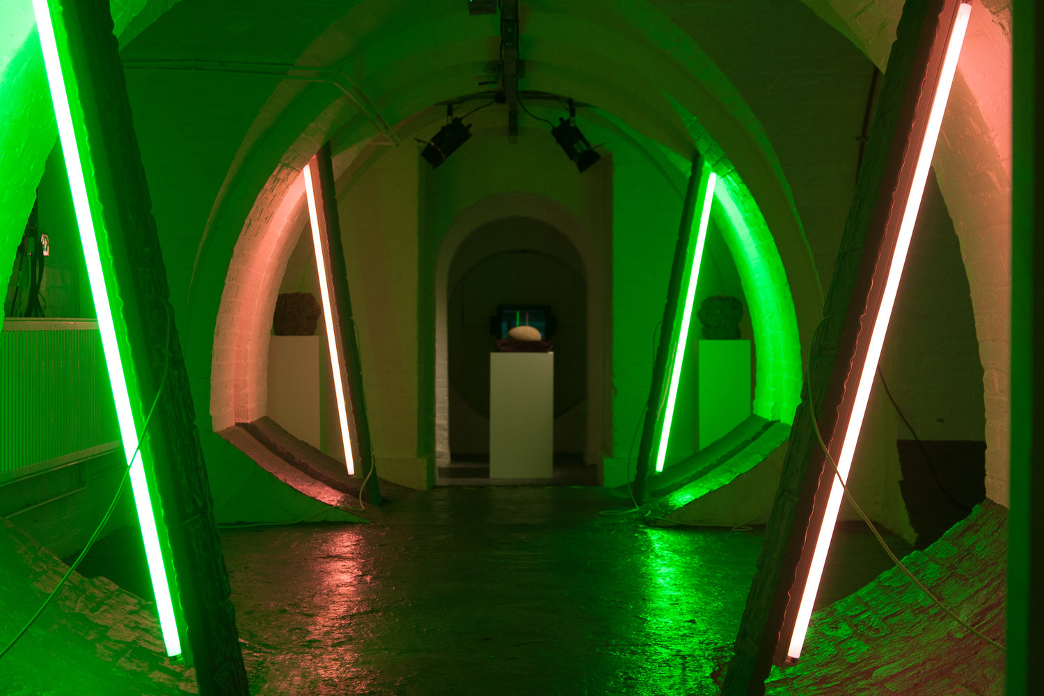 Open Call: Lumen Crypt Gallery 2020
