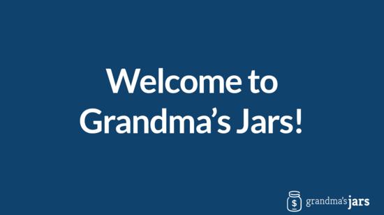 Welcome to Grandma's Jars Video
