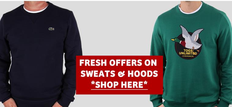 Hoods & Sweats