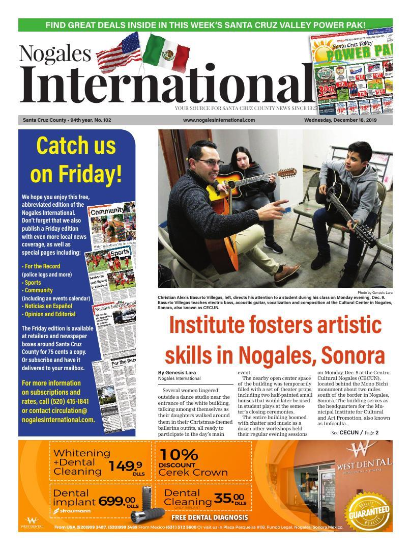 Today's E-Edition Frontpage