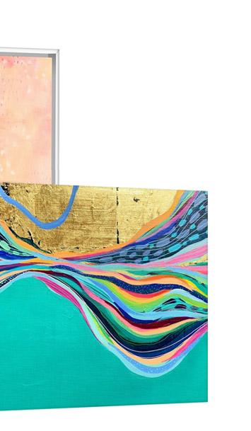 Rainbow Rivera I by EttaVee