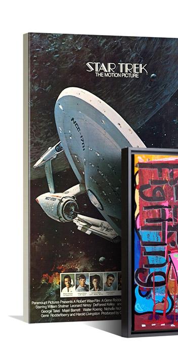 Star Trek Wall Art (1979)