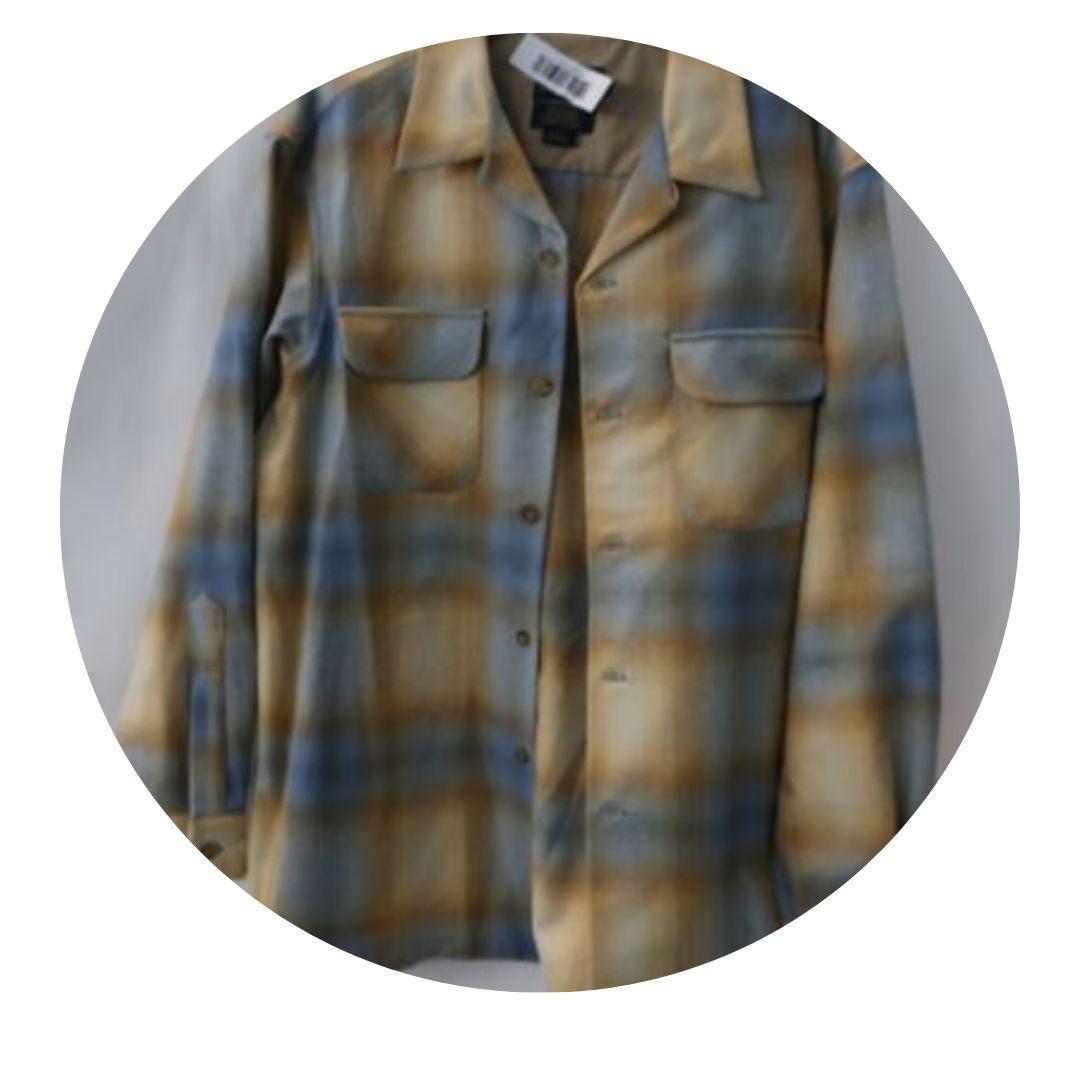 Pendleton Mens Button Down Shirt