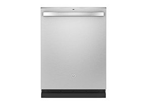 Shop GE 24 Stainless Steel Built-In Dishwasher