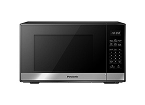 Shop Panasonic 0.9 Cu. Ft. Stainless Steel Microwave