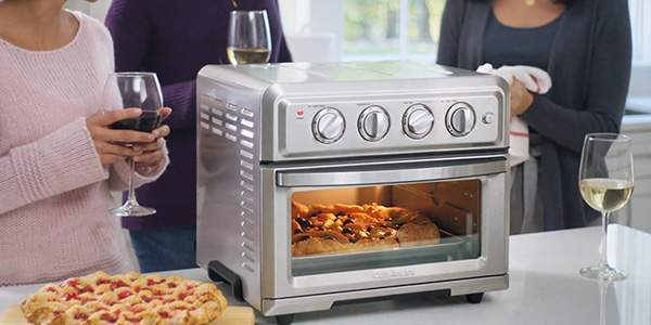 Shop Cuisinart Stainless Steel Air Fryer Toaster Oven
