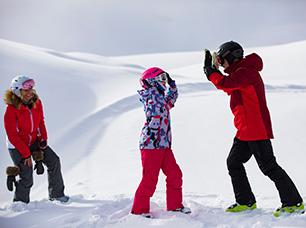 Short ski breaks