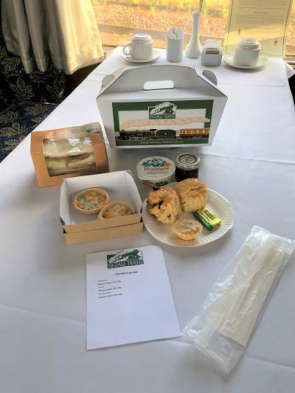 The Afternoon Tea Picnic Box