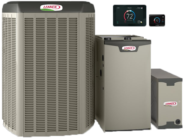 High-Efficiency Whole-Home Lennox System