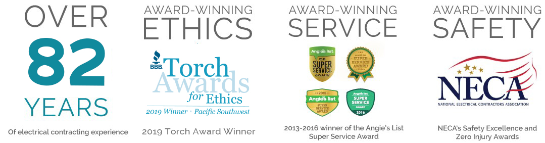 Contracting Experience and Awards