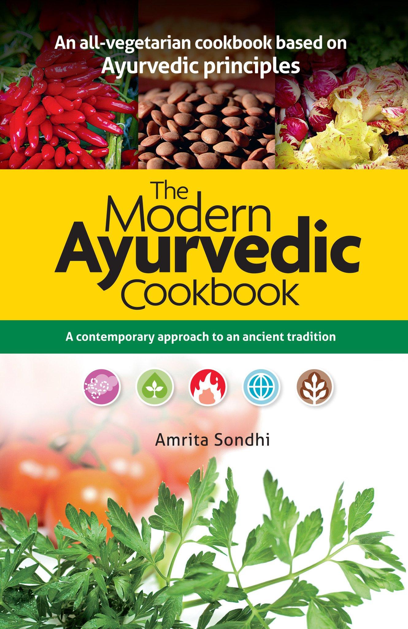 Modern Ayurvedic Cookbook