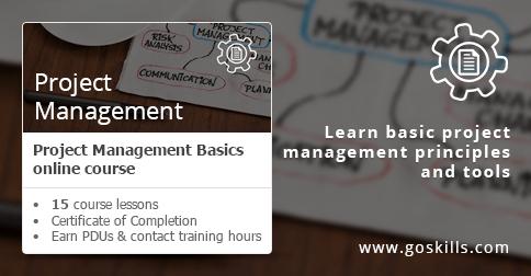 Project Management Basics Course