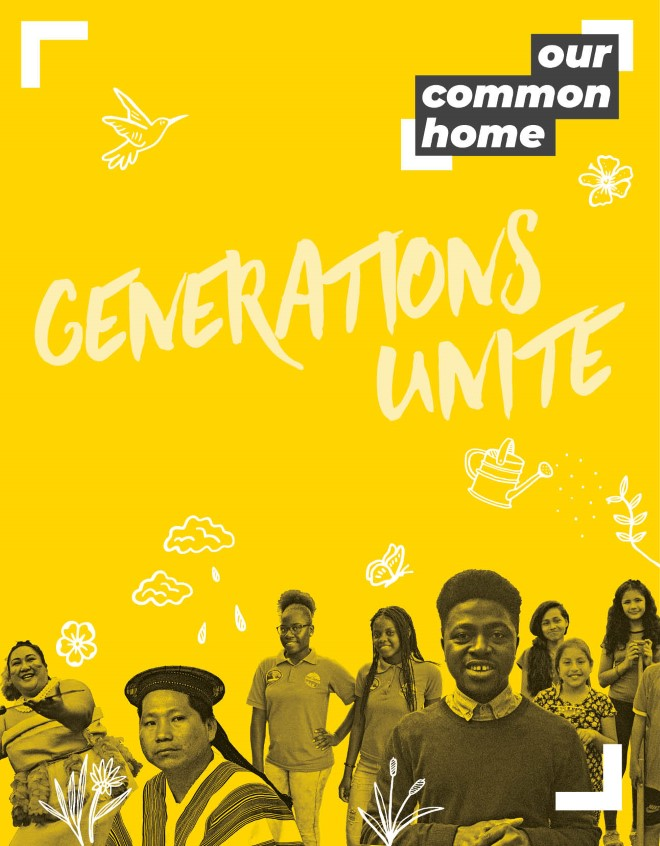 Sign our petition: Generations Unite