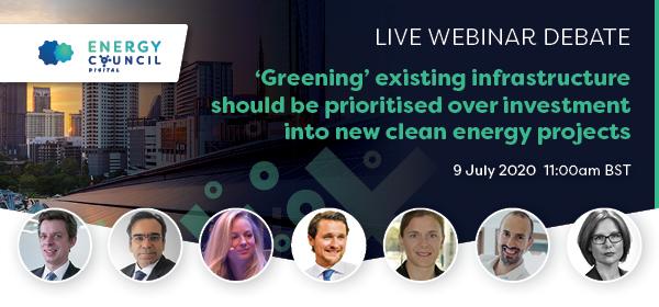 greening infrastructure energy council debates