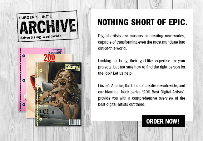 Luerzer''s Archive Ad - ORDER NOW