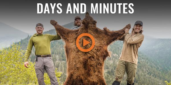 Montana bear hunt