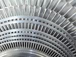 A Gas turbine inlet_