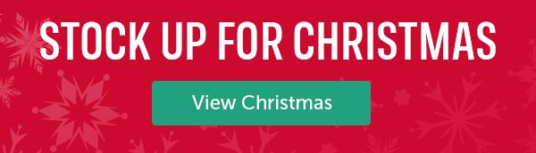 STOCK UP FOR CHRISTMAS View Christmas