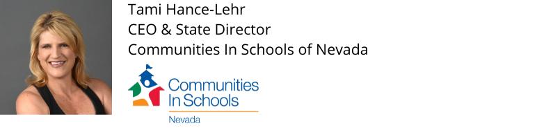 Tami Hance-Lehr, CIS of Nevada CEO Signature